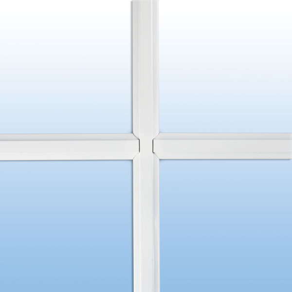 "value windows doors 5/8"" beveled window grid"