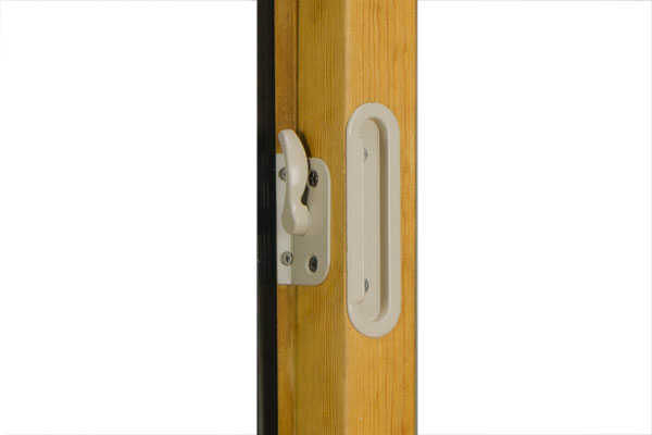 fusionwood window lock and handle