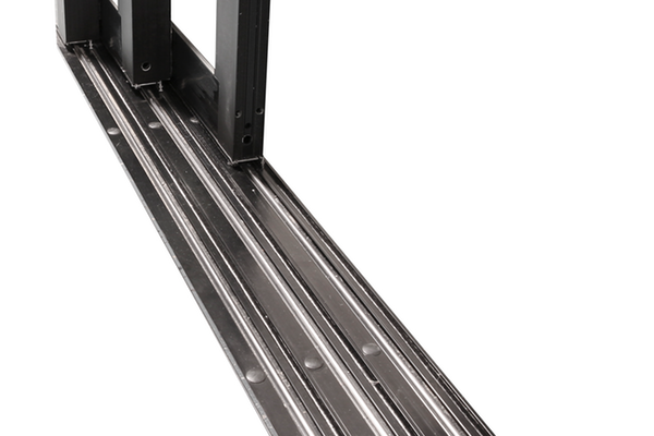 Value Aluminum Multiple Sliding Door Tracks