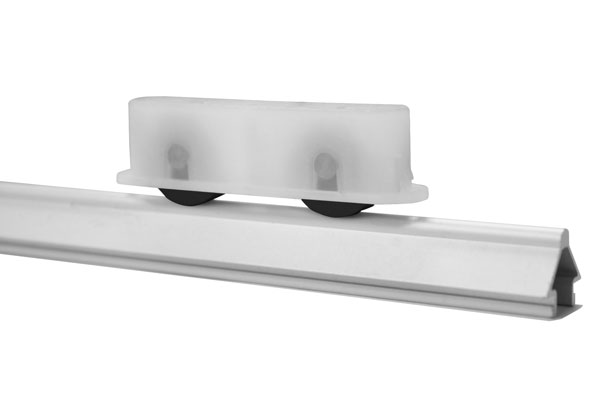 Value aluminum window rail system