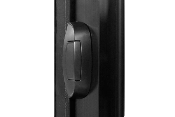 Value aluminum sliding window autolock handle
