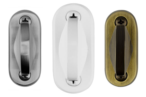 Value Sidelite latch in various finishes
