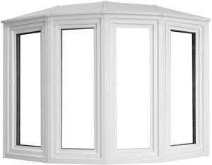 value windows doors Galaxy series Bay Window Image