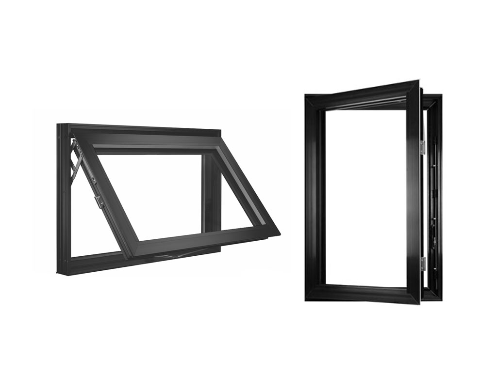 value winwdows doors Aluminum Casement Window Image