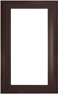 value winwdows doors Fusionwood Casement Window Image