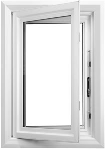value windows doors galaxy Casement Window Product Photo