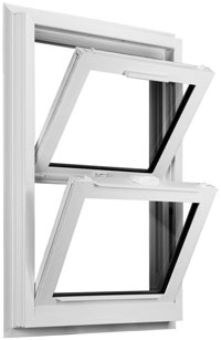 value windows doors Galaxy series Double Hung Window Image