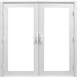 value windows doors galaxy French Swing Door Product Photo