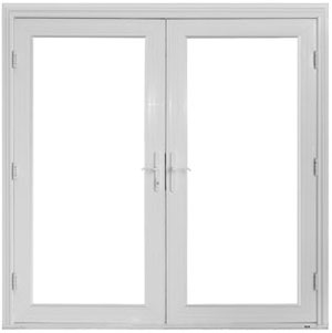 value windows doors GS Series French Swing Door Image