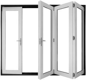 GS Series Multiple Folding Door Image
