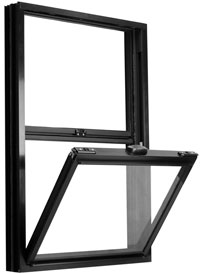 value winwdows doors Aluminum Single Hung Window Image