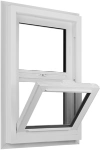 value windows doors GS Series Single Hung Window Image